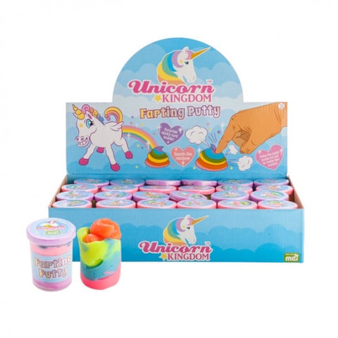 Unicorn Fart Putty