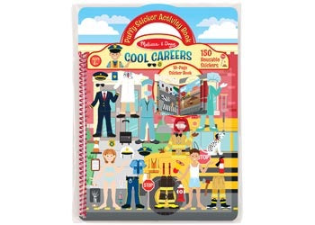 Puffy Stickers Careers