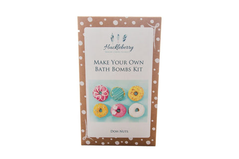 Make Your Own Bath Bombs Kit - Doh Nuts