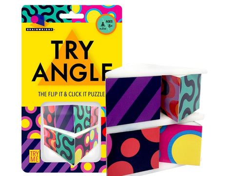 Try Angle - Brainteaser Puzzle