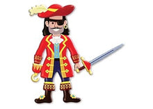 Puffy Sticker Pirate