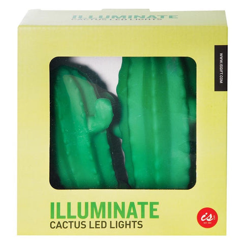 Cactus LED Light 2pc