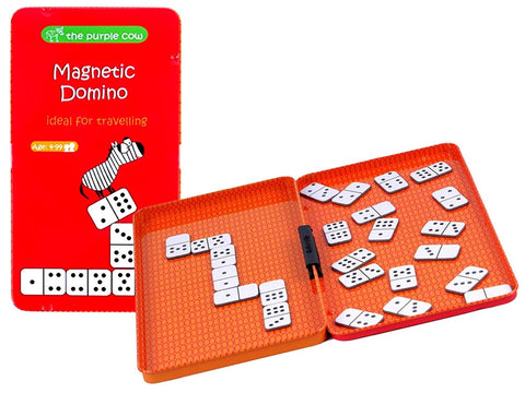 Magnetic Domino - Travel Tin