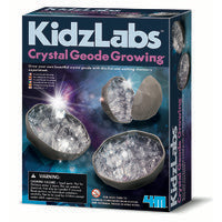 Kidz Labs Grow Your Crystal Geodes