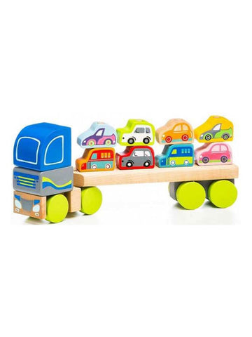 Cubika Truck with Cars