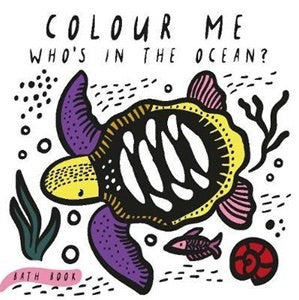 Colour Me Who's In the Ocean