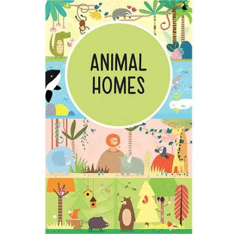 Animal Homes & Book
