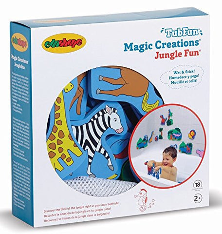 Tub Fun Magic Creations Jungle Fun