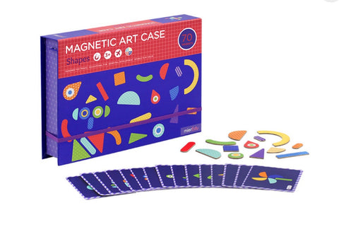 Magnetic Art Case- Shapes