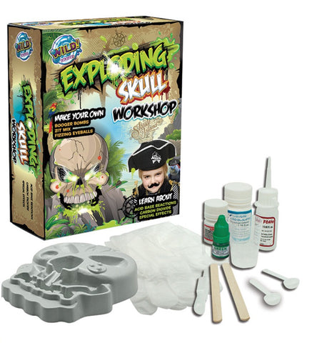 Exploding Skull Workshop