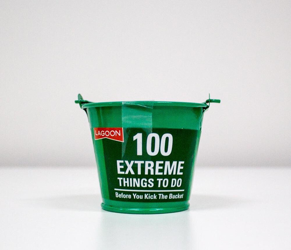 100 Extreme Things To Do