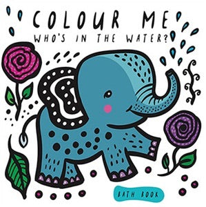 Colour Me Who's In The Water