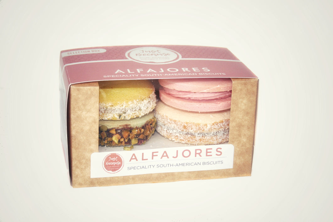 Choose Your Own Alfajores (4 units)