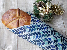 Load image into Gallery viewer, Christmas Ham Bread in Beeswax Wrap