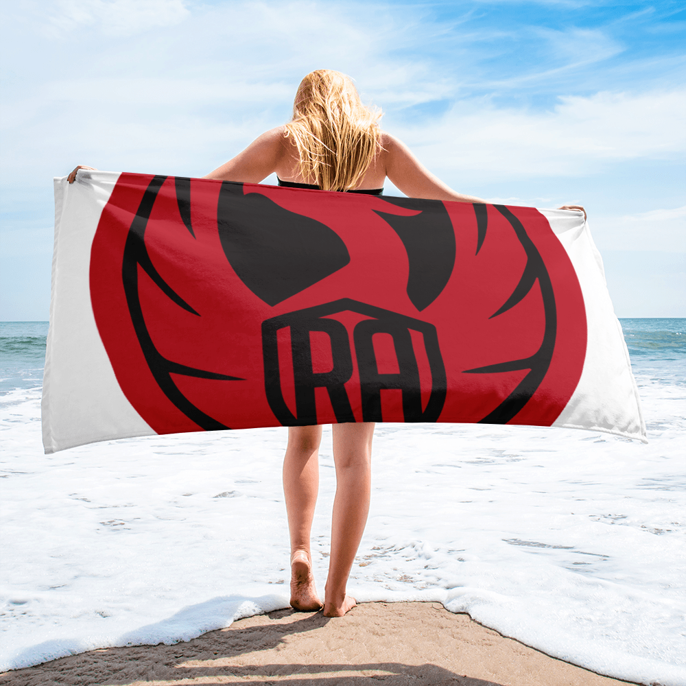 RA Beach Towel