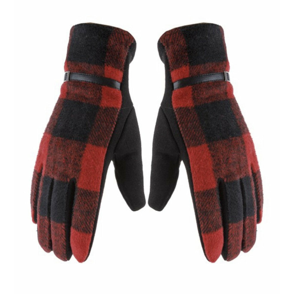 Buffalo Smart Touch Gloves