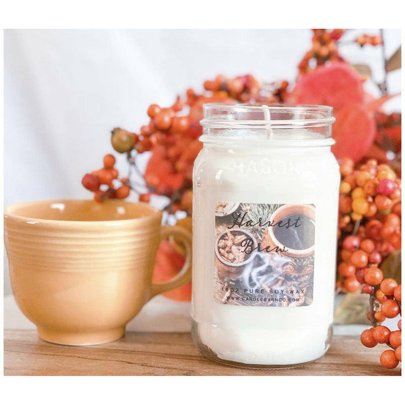 Harvest Brew 16oz Candle