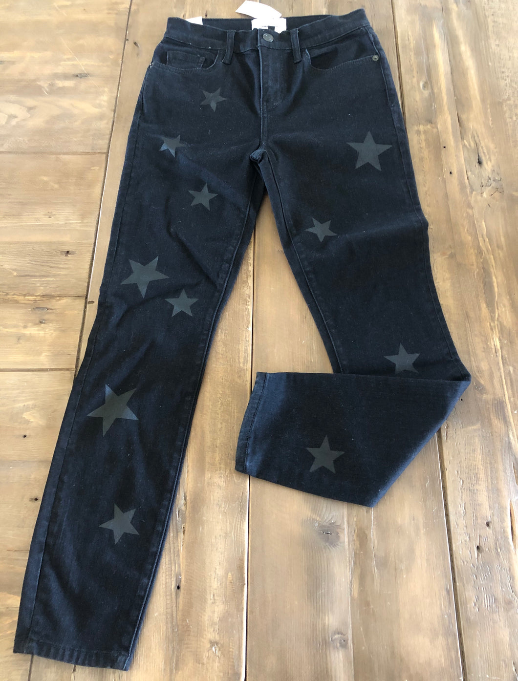 Current Elliot star jeans