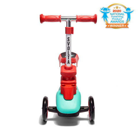 Svolta NAPPA Toy Award Ace 2-in-1 Toddler Scooter