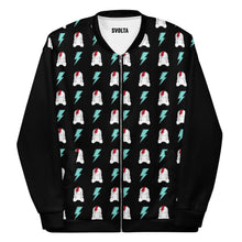 Load image into Gallery viewer, SVOLTA Unisex Men's / Women's Contrast Bomber Jacket, XS-XL