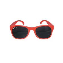 Load image into Gallery viewer, Roshambo Kids Polarized Sunglasses - McFly Red, Junior