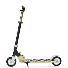"Load image into Gallery viewer, SVOLTA ""Legend"" 2-Wheel Kick Scooter - Black & Gold"