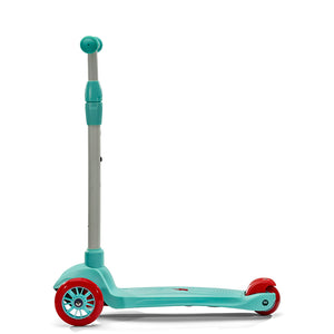 "SVOLTA ""Mega"" 3-Wheel Scooter - Red"