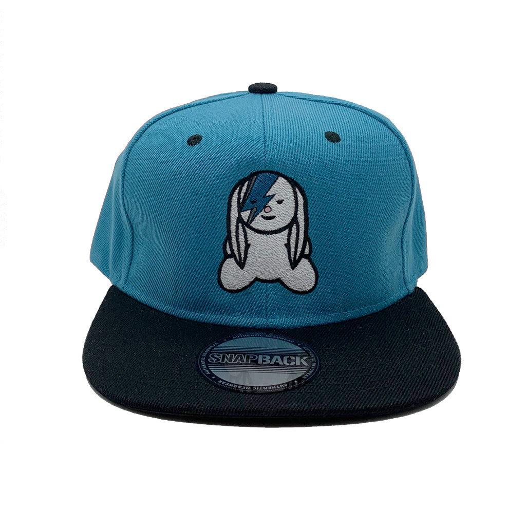 SVOLTA Teal & Black Bunny Adult/Youth Snapback Hat