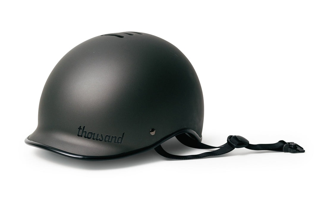 Thousand Helmet Heritage Collection - STEALTH BLACK