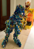 Caperly-Childrens-activities_blue_dinosaur_made_from_plastic_toys