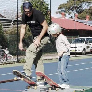Caperly-childrens-activities-learn-to-skateboard