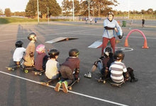 Load image into Gallery viewer, Caperly-childrens-activites-skateboard-lesson