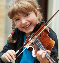 Load image into Gallery viewer, Caperly-Childrens-activities-music_lesson_girl_playing_violin