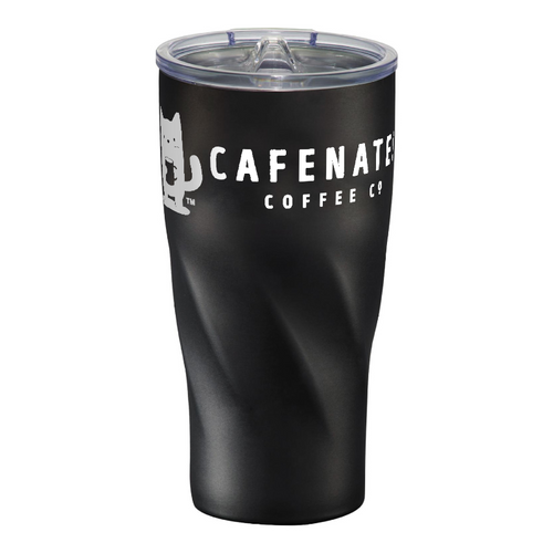 Cafenated Coffee Tumbler 20 oz.