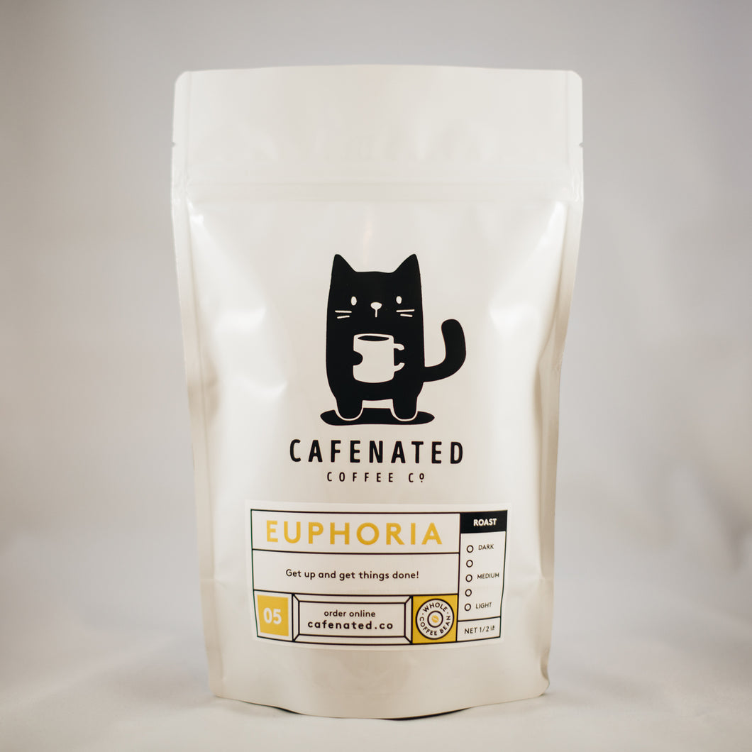 Euphoria Cafenated Coffee Bag