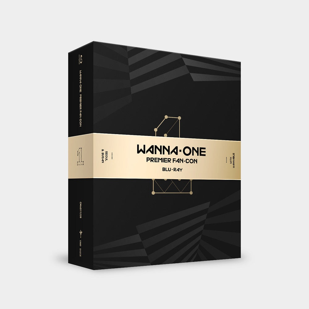 WANNA ONE - WANNA ONE PREMIER FAN-CON (BLU-RAY)