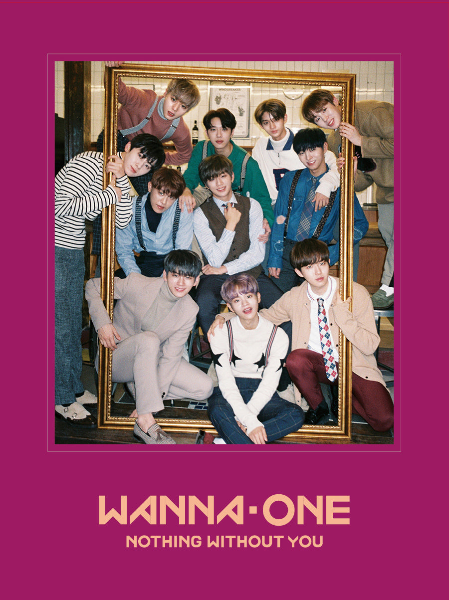 WANNA ONE - 1-1=0 NOTHING WITHOUT YOU (ONE Ver.)