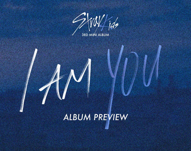 STRAY KIDS - I Am YOU (I am Ver.) + Poster