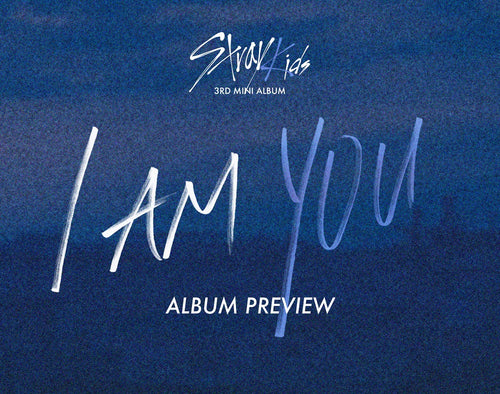 STRAY KIDS - I Am YOU (YOU Ver.) + Poster