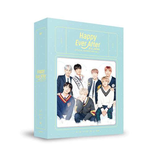 BTS - BTS JAPAN OFFICIAL FANMEETING VOL 4 [Happy Ever After] DVD