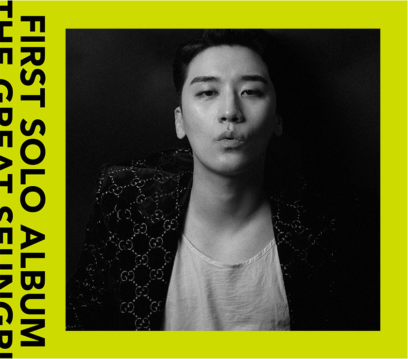 BIGBANG SEUNGRI - THE GREAT SEUNGRI (Melon Ver.)