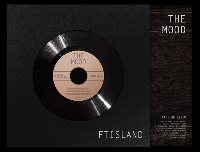 FTISLAND - IN THE MOOD