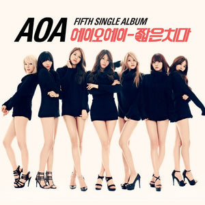 AOA - Short Skirt
