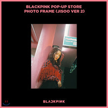 BLACKPINK POP UP STORE - Photo Frame (JISOO)