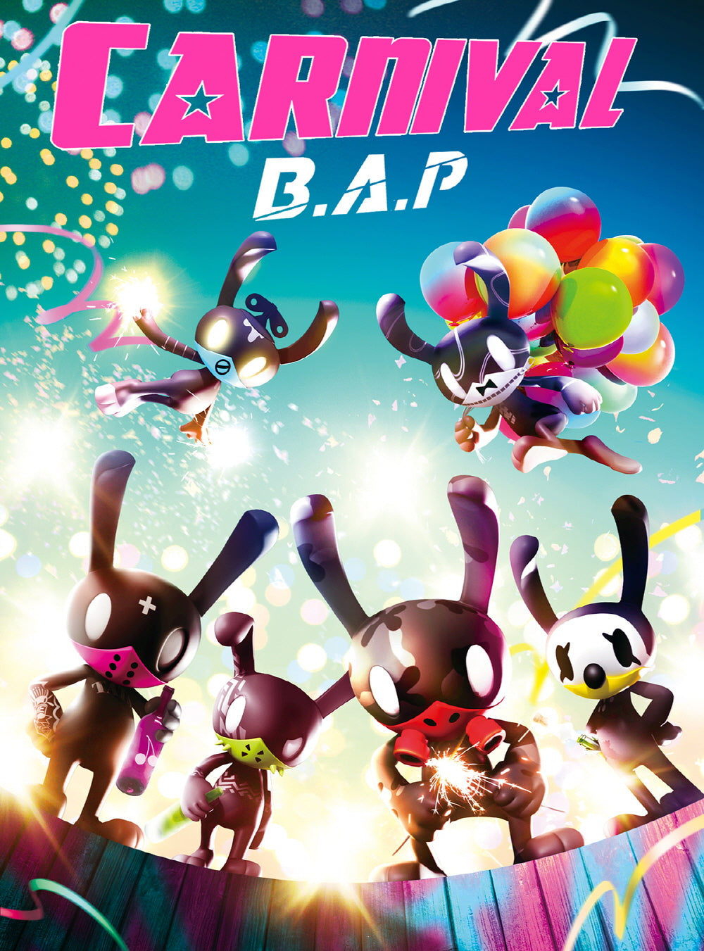 B.A.P - CARNIVAL (Special Ver.)
