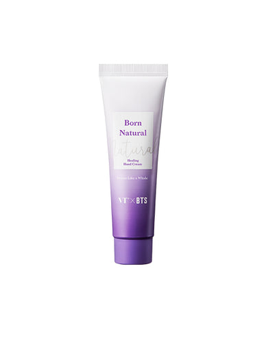 VT X BTS - BORN NATURAL: HEALING HANDCREAM