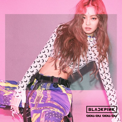 BLACKPINK - DDU DU DDU DU (CD) [JENNIE Ver. LE]