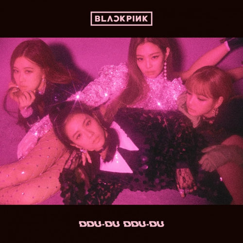 BLACKPINK - DDU DU DDU DU (CD) [REG]