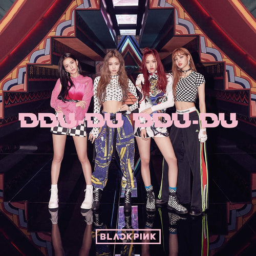 BLACKPINK - DDU DU DDU DU (CD+DVD) [LE]