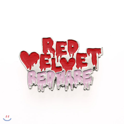 Red Velvet 2018 Redmare Badge